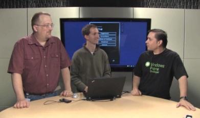 Dave, David, and Jaime