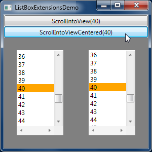 ListBoxExtensionsDemo sample